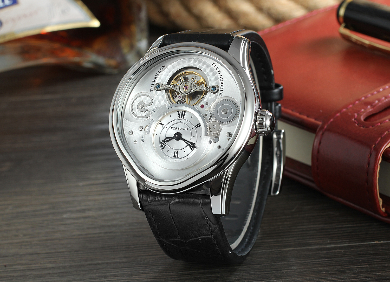 FORSINING- FSG9422M3S2 Classic design mechanical men's watch